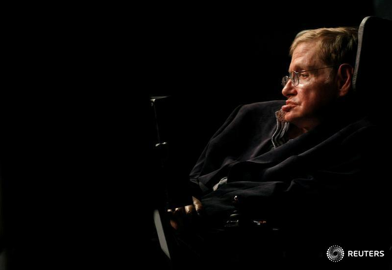 Physicist Stephen Hawking dies aged 76 https://t.co/EYjJ4KVDeD https://t.co/VarulLVSco