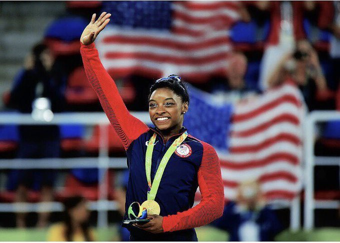 Happy birthday to a true icon in the world of gymnastics, much love