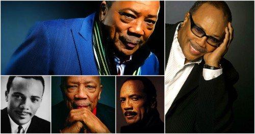 Happy Birthday to Quincy Jones (born March 14, 1933)