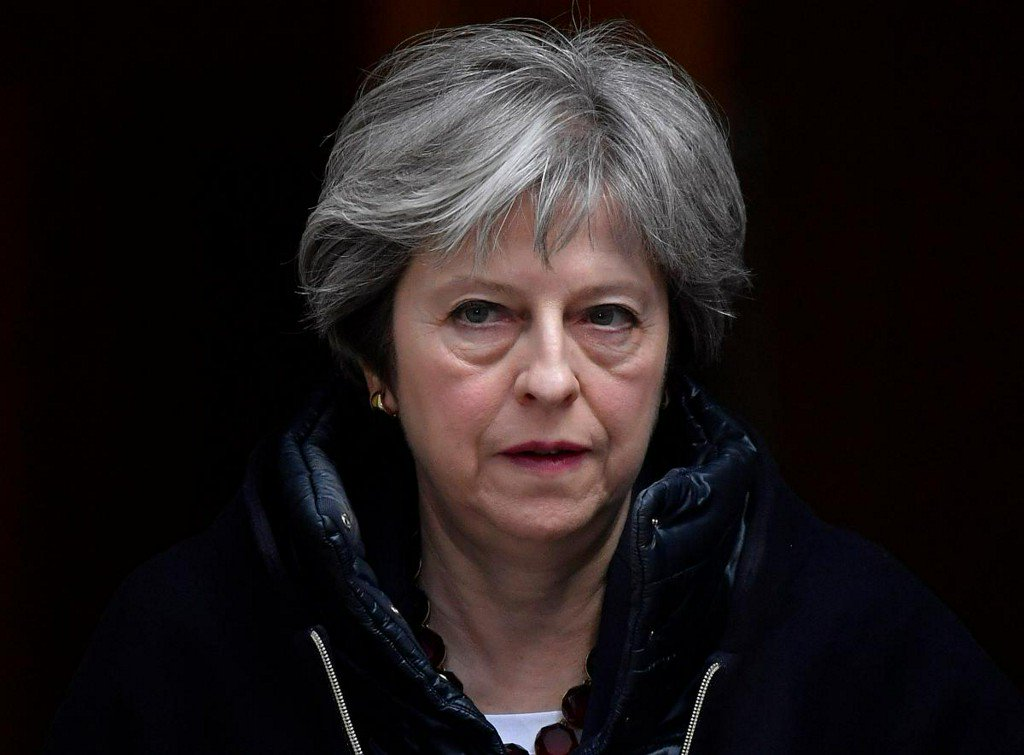 British PM May says Russia is culpable for spy poisoning https://t.co/AeIO1yhLA6 https://t.co/ZKkroTt5cG