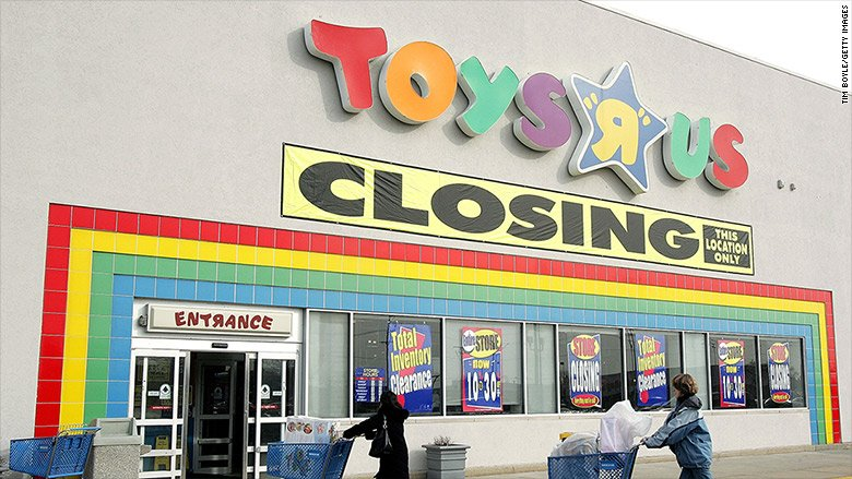 JUST IN: Toys 'R' Us is closing all of its stores in the UK https://t.co/Ps2zIhOcUj https://t.co/pQ4rUprXjd