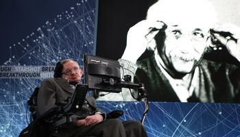 Stephen Hawking died on Einstein's birthday because everything in the cosmos is connected https://t.co/Za4QPnlO1y https://t.co/DT3e1xVvBN