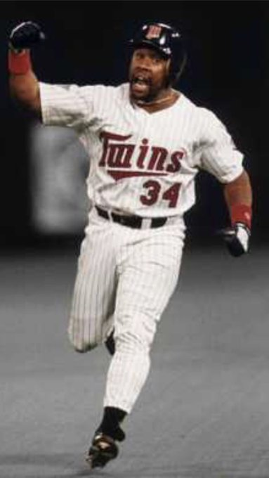 Happy Birthday Kirby Puckett. Great childhood memories watching him.