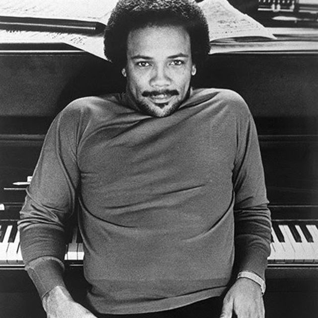 Le pionnier  Happy Birthday Quincy Jones