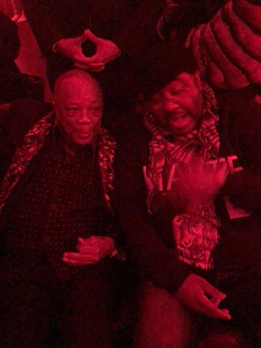 Happy Birthday Mr. Quincy Jones !