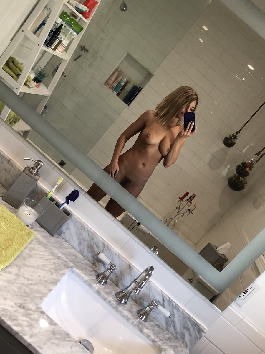 #morning mirror selfie also I designed this whole bathroom! mz6qoVQR6w
