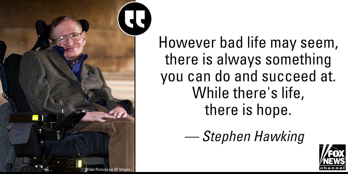 Stephen Hawking, famed physicist, dead at 76 https://t.co/rbXEu0kuCE https://t.co/ScCwlaLGl3