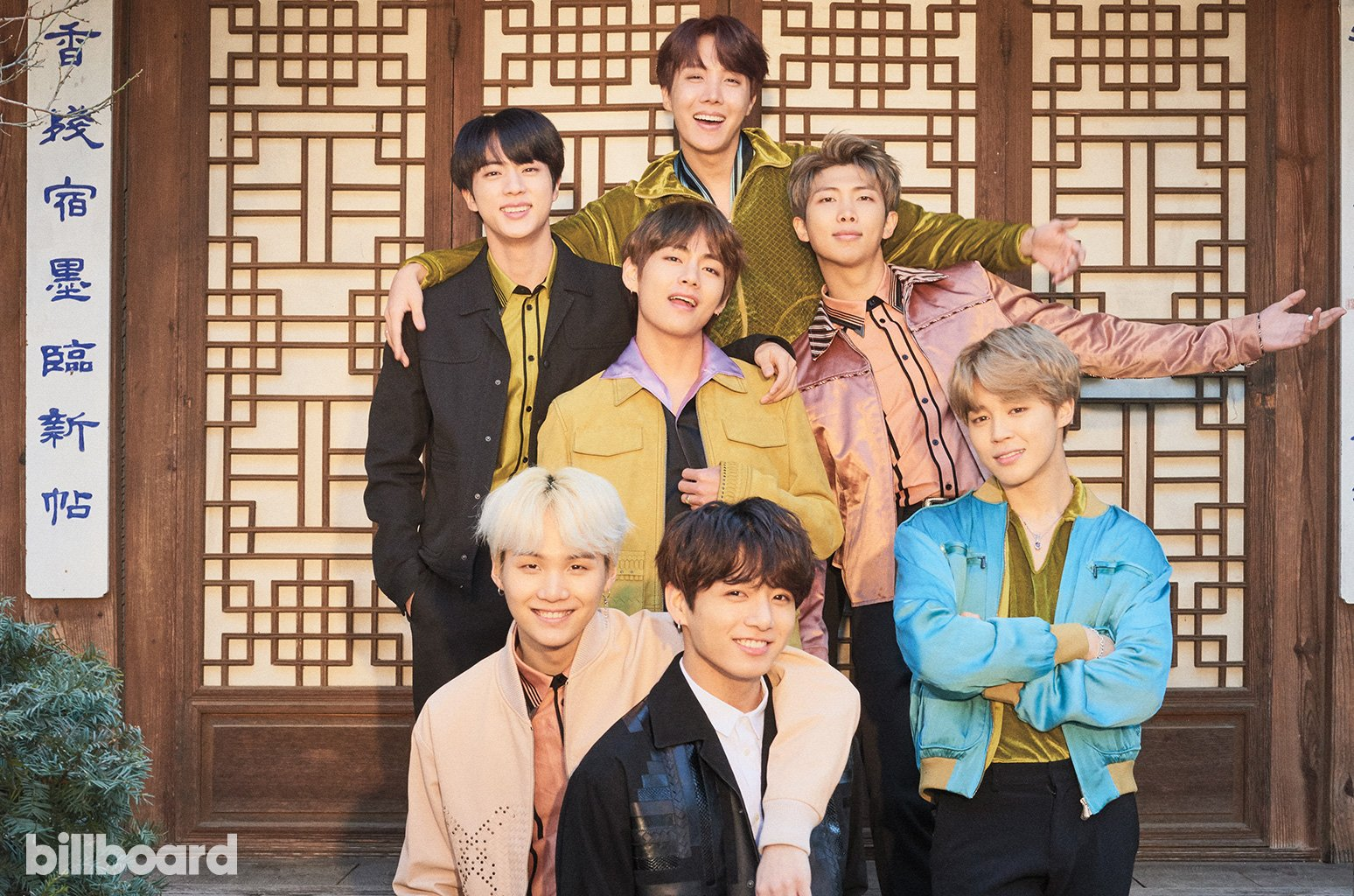 BTS, EXO, Wanna One & Got7 help make K-pop history in the top 10 of the Social 50 chart https://t.co/iEEtBlgveG https://t.co/Xw4BovkGfP