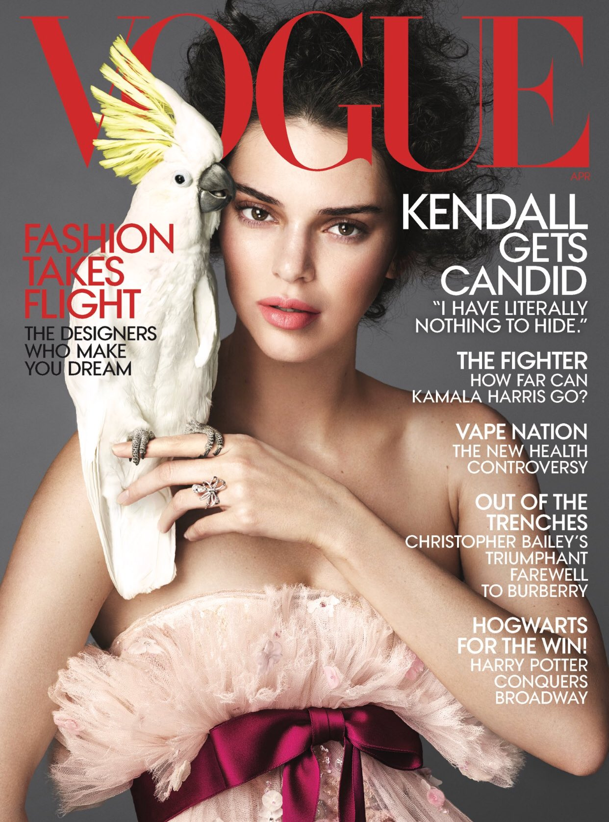 I mean?!?! So proud of @KendallJenner This @voguemagazine cover & shoot is just stunning!!!! https://t.co/MJ2dzAQKTx