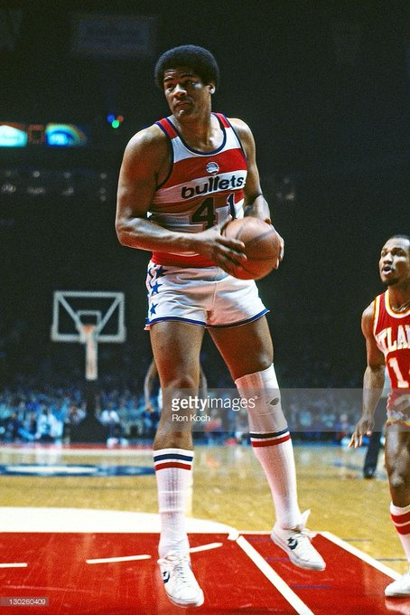 Happy Birthday to Wes Unseld who took shit from exactly zero people.