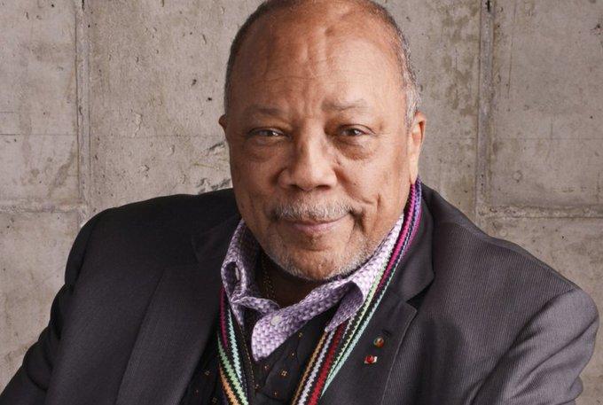 Happy 85th Birthday Quincy Jones