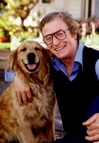 Happy 85th birthday to Michael Caine!