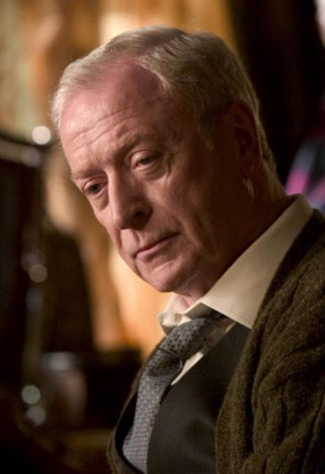 Happy Birthday Michael Caine aka Alfred Pennyworth