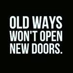 Ou maniere maak nie nuwe deure oop nie. https://t.co/dantYm692a
