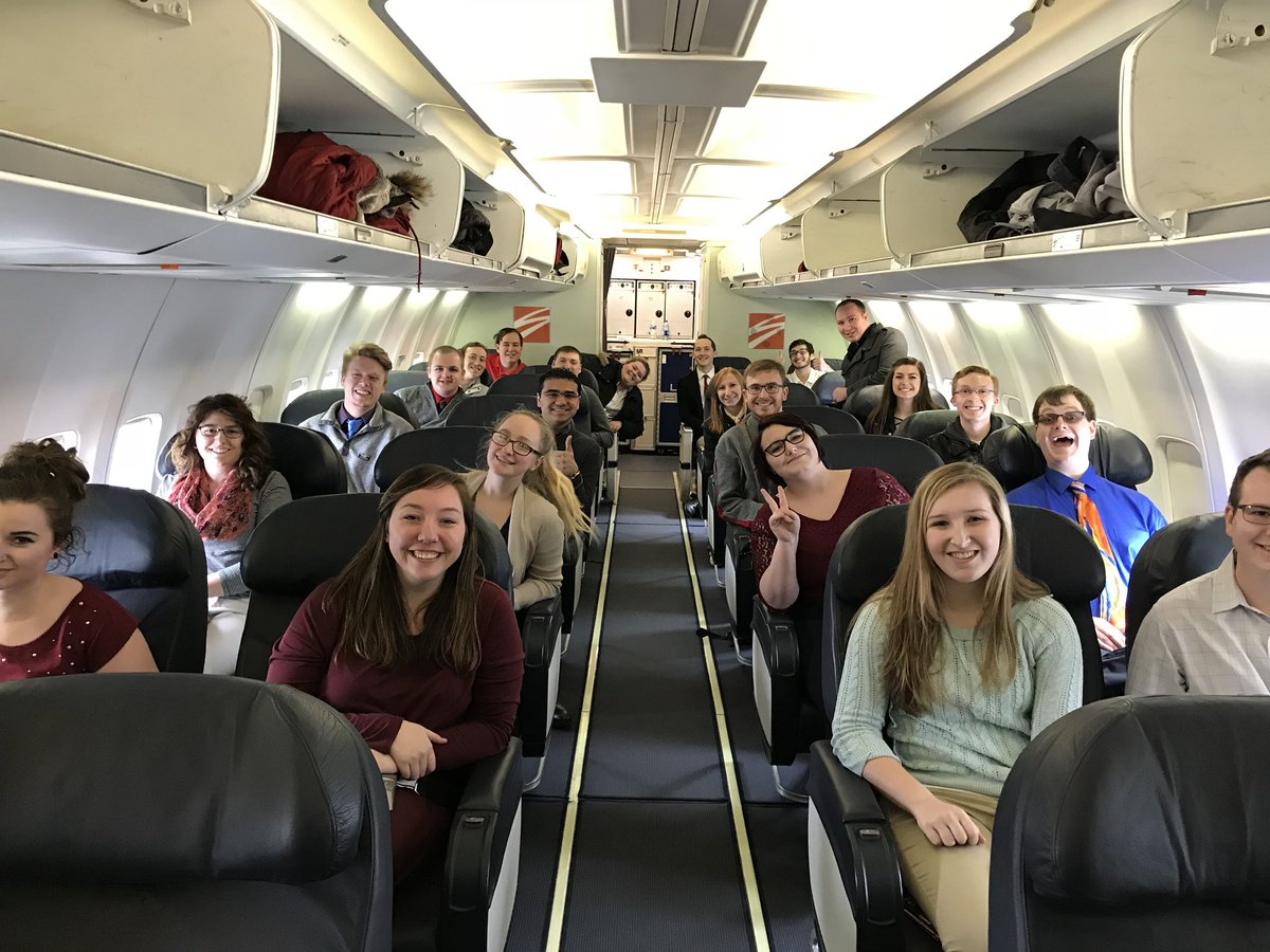 RT @TBDBITL: The Athletic Band's @OhioState_WHKY group is off to Minneapolis for the #FrozenFour! ✈️#NCAAWHockey https://t.co/oTl8U44MaF