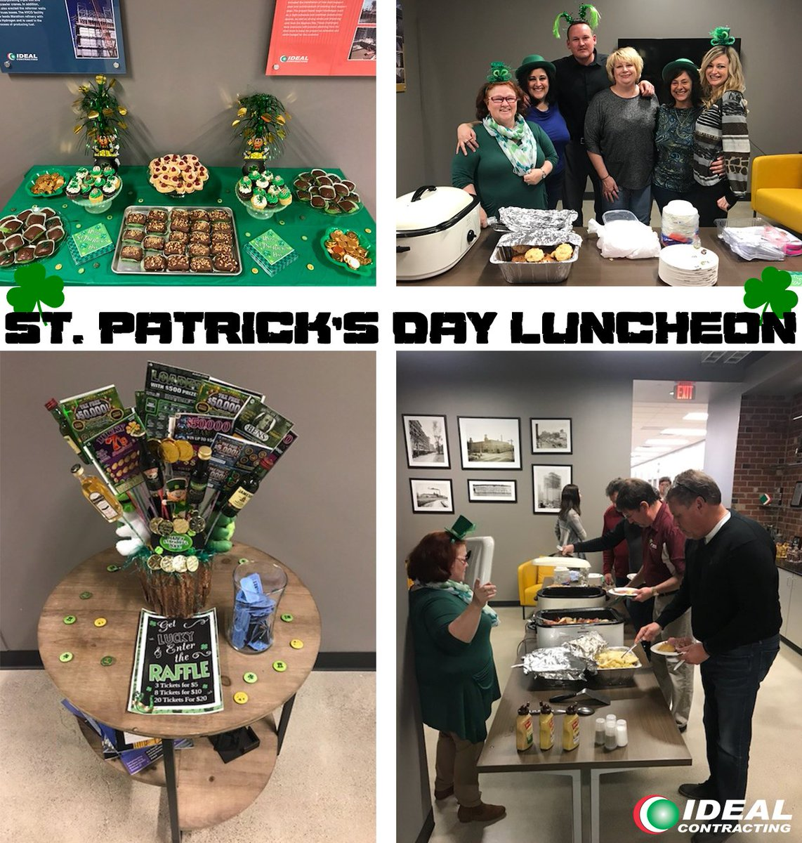 test Twitter Media - Celebrating St. Patrick's Day at Ideal! #St.Patrick'sDay #TheIdealWay https://t.co/h7jpP13Seo