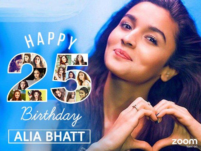 Wish you a happy birthday alia bhatt the cutepie...