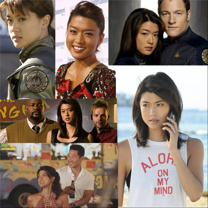 HAPPY BIRTHDAY Grace Park!!!!!!!