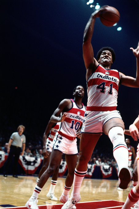 To wish Wes Unseld a Happy Birthday!  : Ron Koch/NBAE via Getty Images