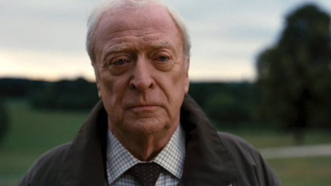 Happy 85th Birthday to the best Alfred we ve ever seen, Michael Caine
