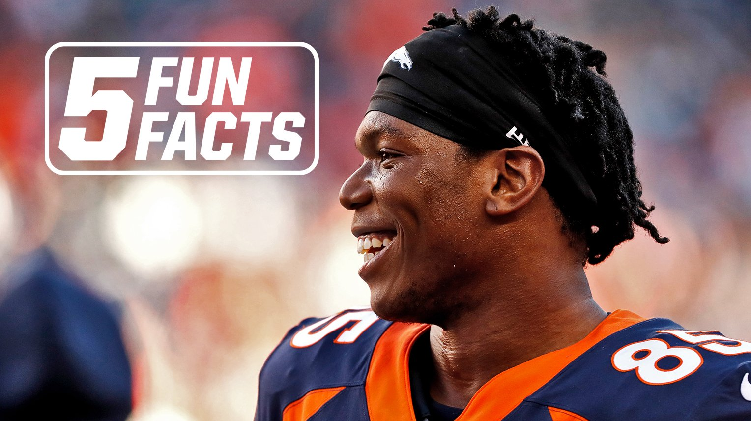 Get to know 5 fun facts about @VGreen85.  READ: https://t.co/3anpObRDGl https://t.co/WxxGFy2ph9