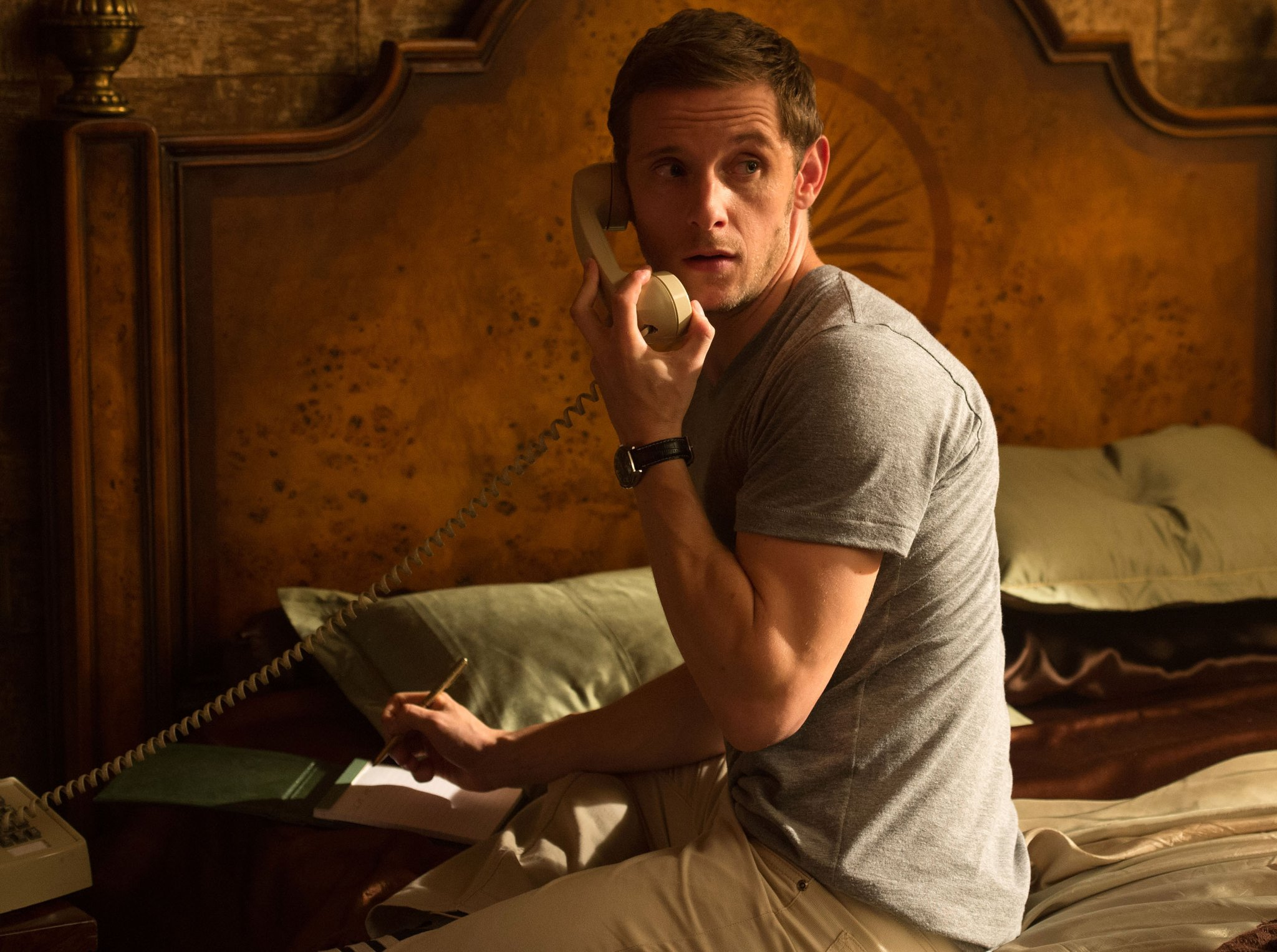 Happy birthday to BAFTA winner Jamie Bell!!