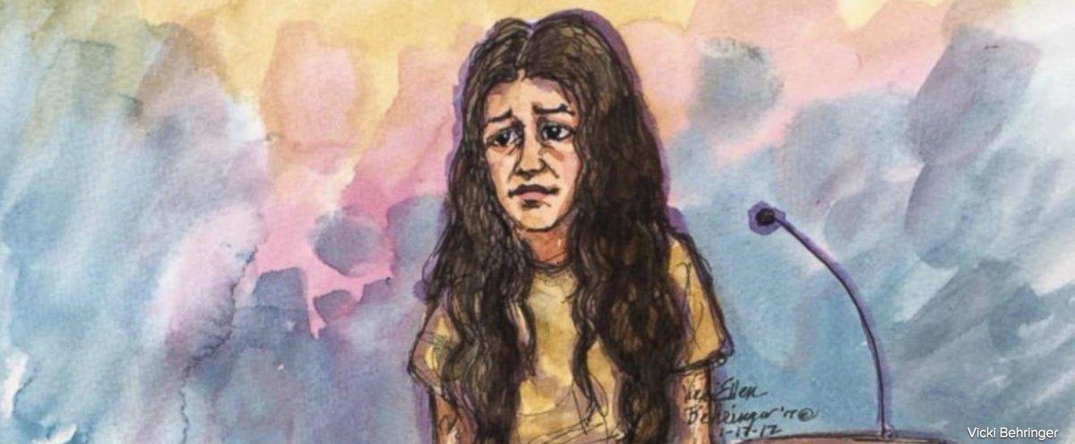 In an Orlando courtroom yester noor salman