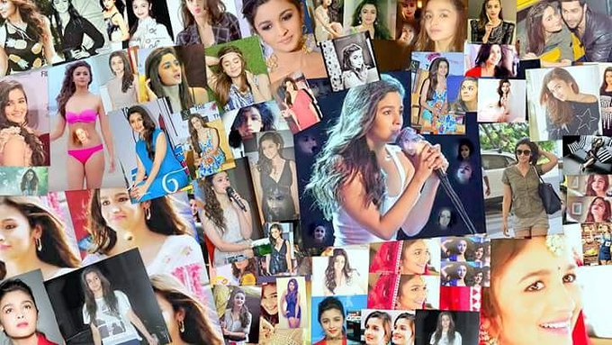 Happy Birthday beauty queen Alia bhatt Unstoppable beauty Alia bhatt is my heart beat