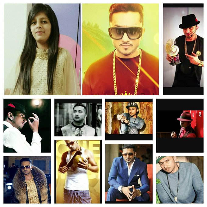 Happy Birthday Yo Yo Honey singh sir Sucess in your life  God bless you