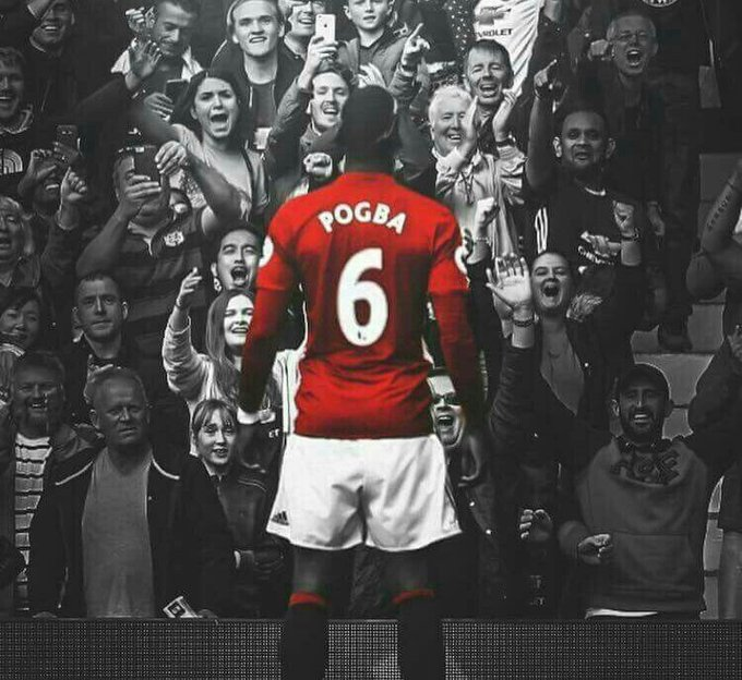 Happy birthday to Paul Pogba!