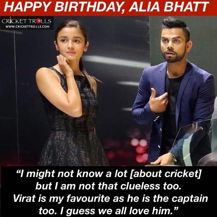 Happy Birthday, Alia Bhatt