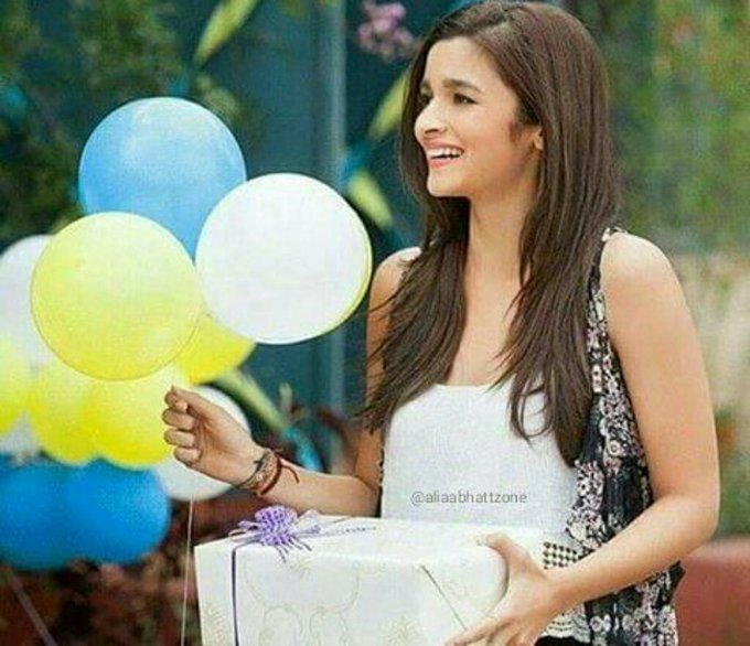 HAPPY BIRTHDAY ALIA BHATT Love You Alia