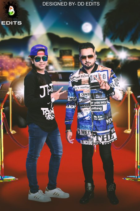 Happy Birthday yo-yo honey Singh  Iam die hard fan of you  Plz I wish I meet you