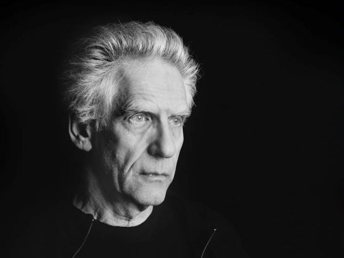 Happy birthday David Cronenberg (March 15, 1943).