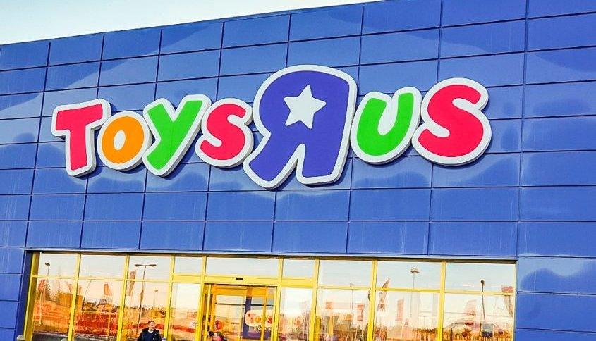 Toys 'R' Us, un juguete roto toys r us