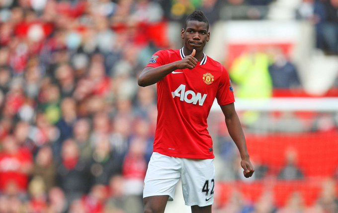 Happy Birthday to Paul Pogba   has all the skill in the world to become a star at