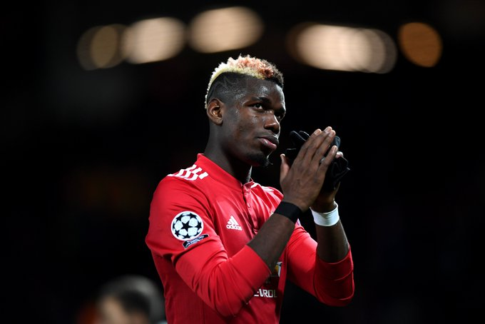 2  5   A Happy Birthday to France and Manchester United midfielder Paul Pogba!