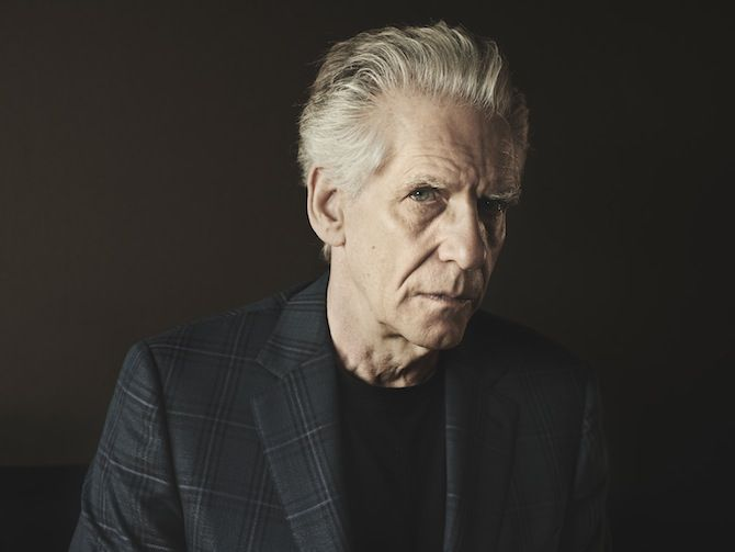 Wishing a very Happy 75th Birthday to body master David Cronenberg!