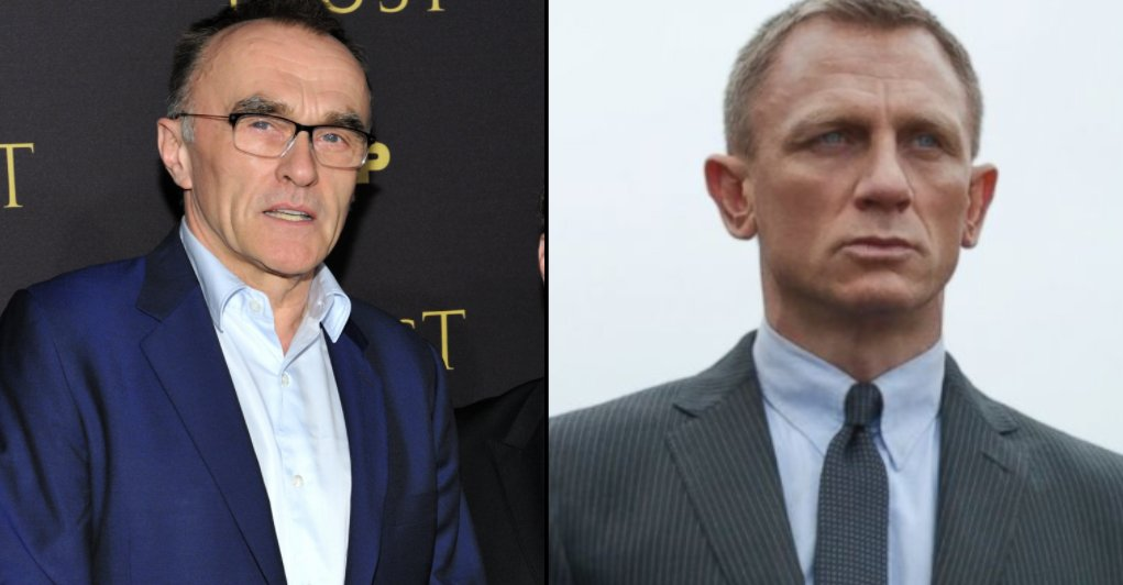 Danny Boyle confirms he will be directing the next Bond movie. https://t.co/NGJcNfJb2h https://t.co/adGuyb6ufr