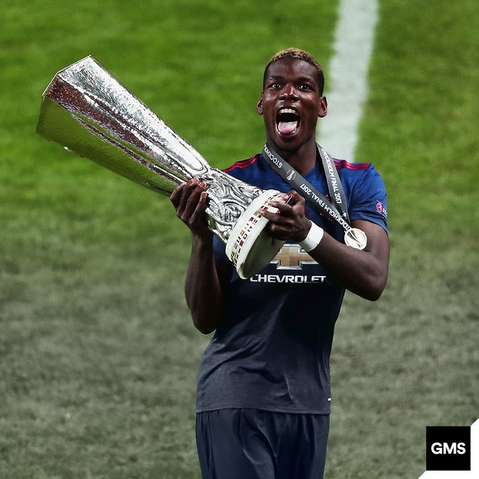Happy birthday, Paul Pogba! For Manchester United:  Games - 85. Goals - 12. Dabs - 14. Haircuts - 36.