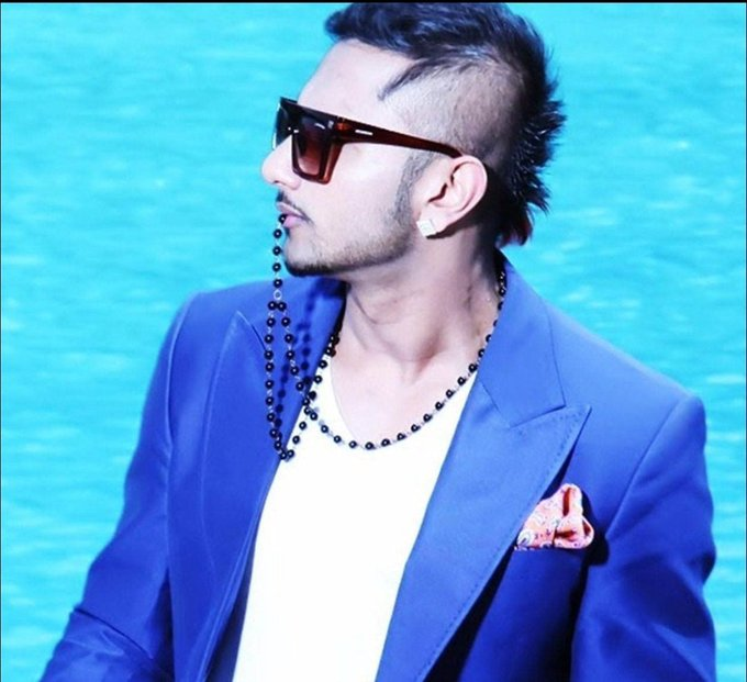 Wishing a Very Happy Birthday to our very Own Yo Yo Honey Singh !
