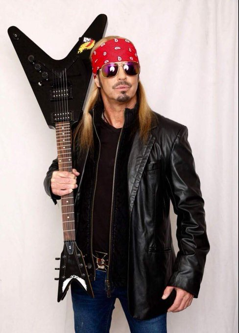 Happy Birthday Bret Michaels Of Poison!!!