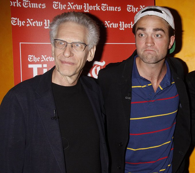 Happy 75th Birthday David Cronenberg!