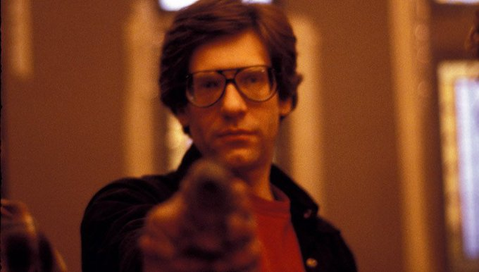 Happy birthday to body-horror maestro David Cronenberg, who turns 75 today.