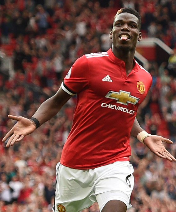 Happy birthday to Paul Pogba who turns 25 today!  Rate his Man United career over 10
