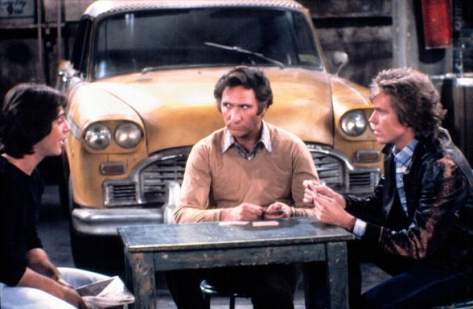 Happy Birthday to Judd Hirsch, star of one of the most underrated shows in TV history.