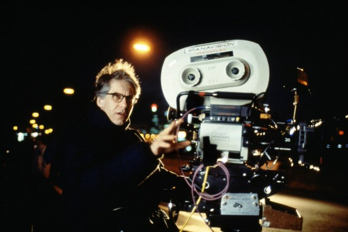 Happy birthday, David Cronenberg!