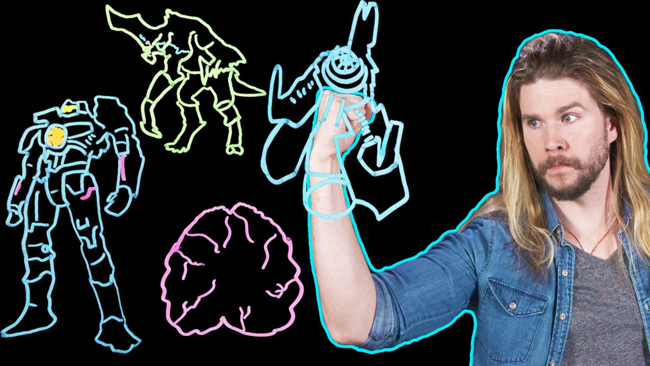 Why do Pacific Rim Jaegers need two brains? https://t.co/JCctcqUYus NEW EPISODE #BecauseScience #PacificRimUprising https://t.co/FVdYx4YS6s