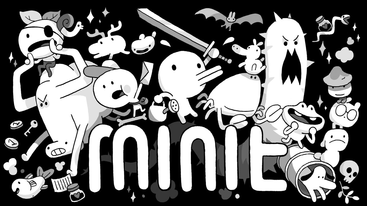 A grand adventure... played sixty seconds at a time. Minit launches on PS4 April 3: https://t.co/Yjt5iWkH8K https://t.co/K0T8Lg1ivT