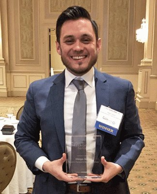 "test Twitter Media - We're delighted to share that a #Gillings alum is a local ""#PublicHealth Hero""! Dr. Diego Garza, now the director of telehealth at Carolina Partners in Mental HealthCare PLLC, is a winner of @TriangleBIZJrnl's 2018 Health Care Heroes Award! https://t.co/gzrn1urVoS https://t.co/QJX15qETy5"
